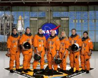 STS-124 Official NASA Crew Photograph